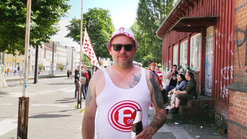 Fußballfans im Exil: Bier formte diesen Düsseldorf-Fan in Berlin