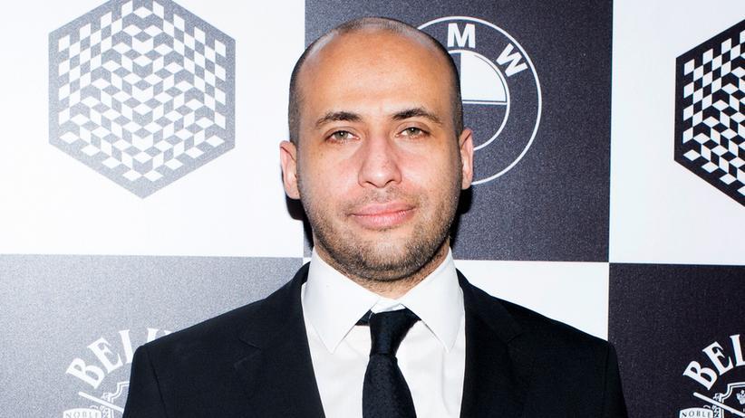 Schach-Übertragung: Der Schach-Manager Ilya Merenzon
