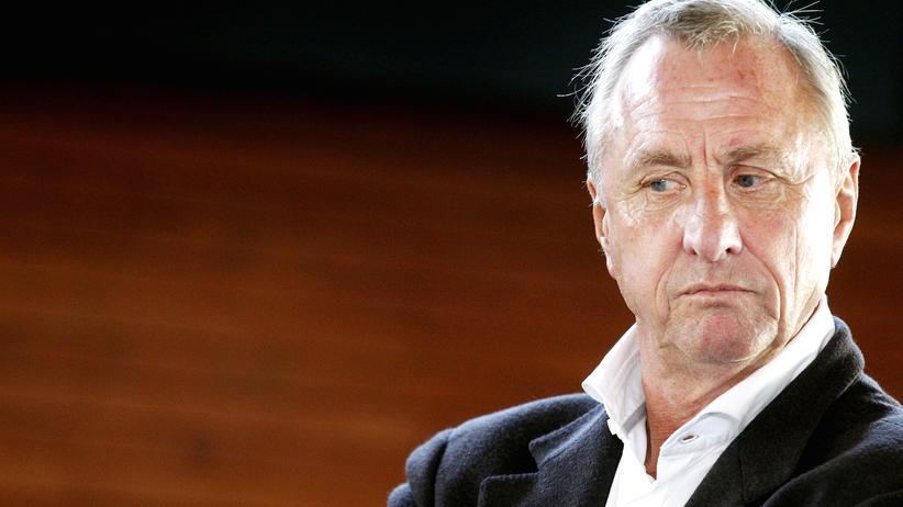 Fußballprofi: Johan Cruyff ist tot