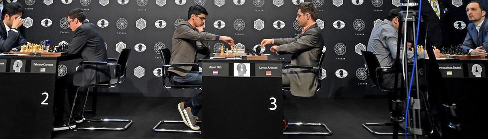 Kandidatenturnier, Schach
