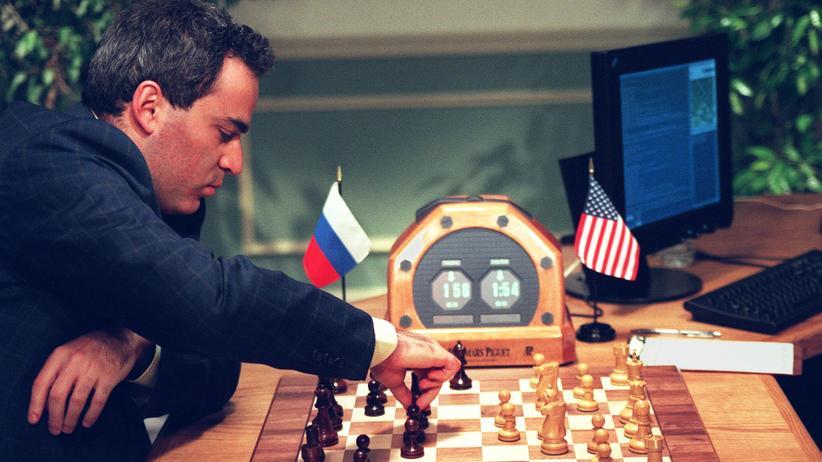Schach: Als Deep Blue das Genie Garri Kasparow schlug