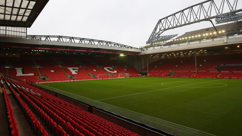 FC Liverpool: This is Anfield
