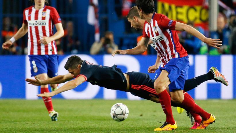 Champions League Bayern München Atlético
