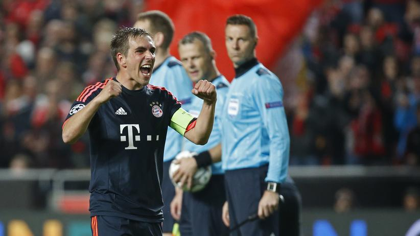 Champions League: Die Bayern suchen nicht das Salz in der Suppe