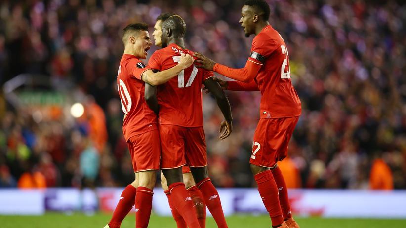 Europa League: In der Nachspielzeit schoss Liverpool das Siegtor.