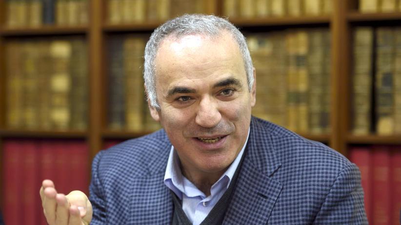 Schach: Garri Kasparow spielt wieder