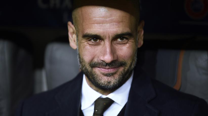 FC Bayern München Pep Guardiola Champions League