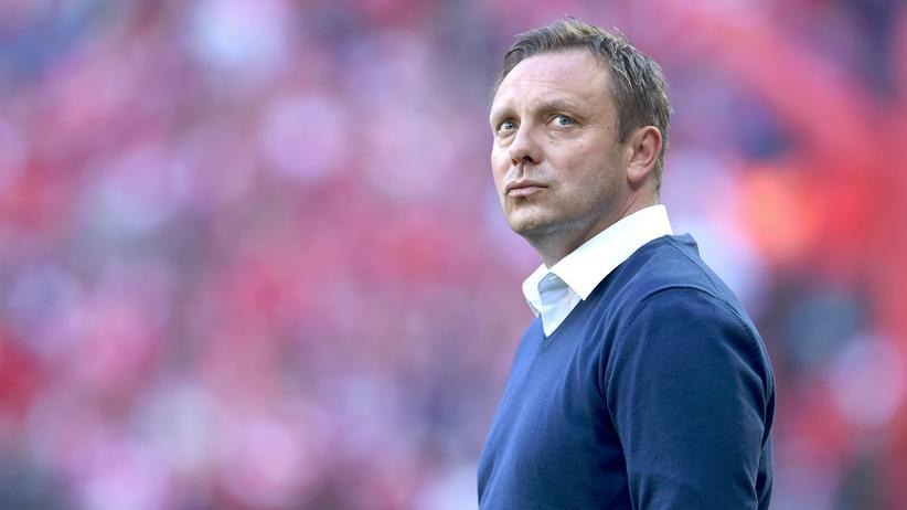 Bundesliga: Schalke 04 trennt sich von Trainer André Breitenreiter