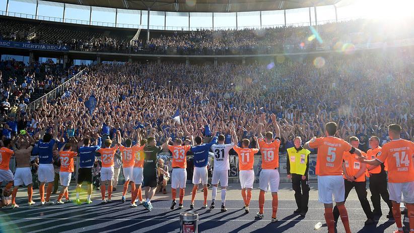 Fußball-Bundesliga: Ein bisschen Leicester geht auch bei uns