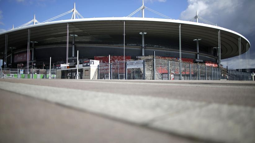 Fußball-EM: Das Stade de France