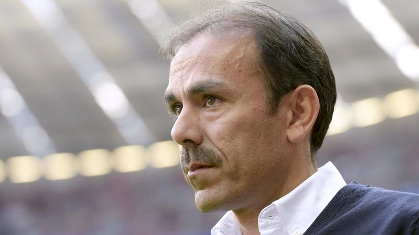 Bundesliga-Abstieg: Jos Luhukay wird neuer Trainer in Stuttgart