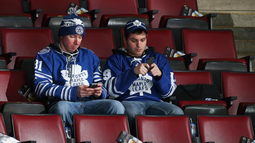 Eishockey: Keiner da aus Kanada
