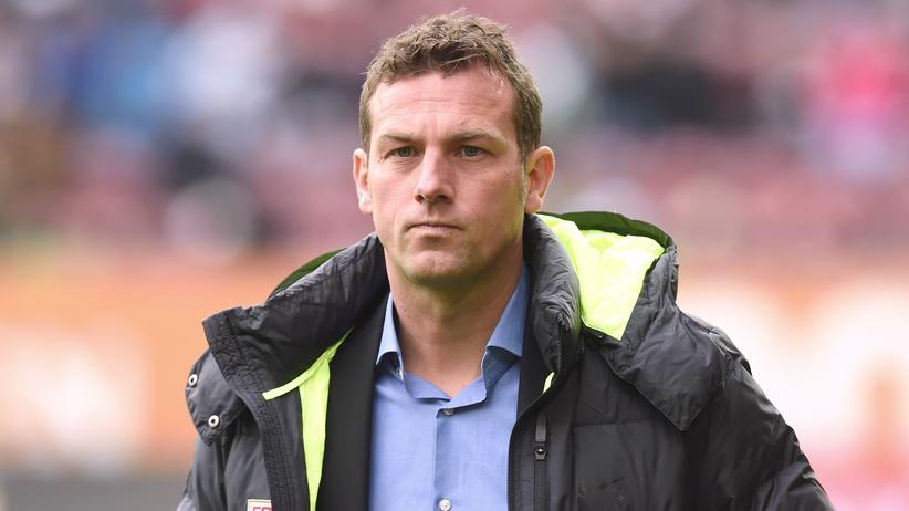 Markus Weinzierl FC Augsburg Schalke 04