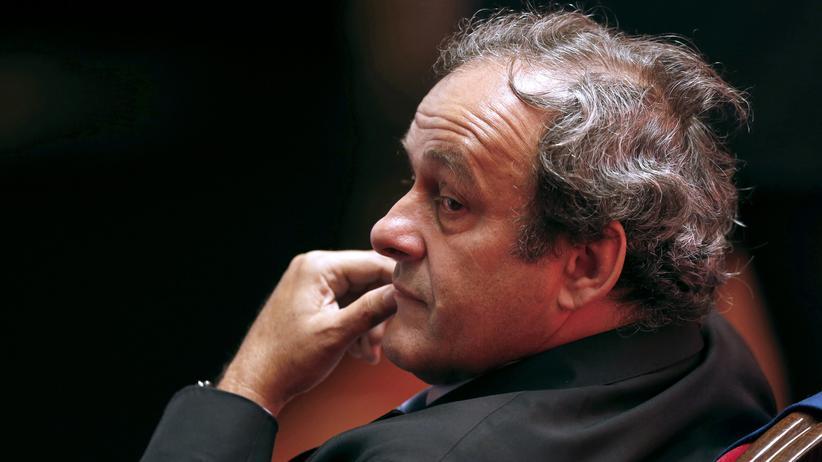 Sportgerichtshof: Michel Platini tritt als Uefa-Präsident zurück