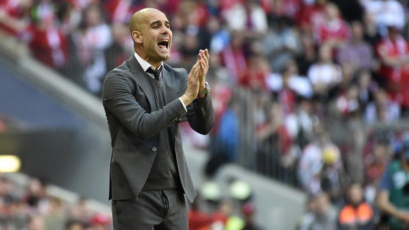 Pep Guardiola: Er hat einen sehr guten Job gemacht