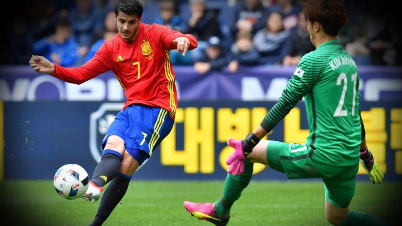 Sollte bei Wetten auf Spanien eine wichtige Rolle spielen: Álvaro Morata.
