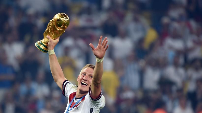 Bastian Schweinsteiger nach dem Finale von Rio