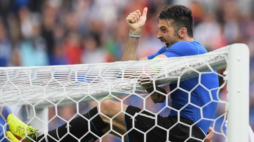Italien – Spanien: Ciao Deutschland!