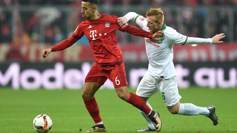 Fußballbundesliga: Bayern München startet gegen Werder Bremen