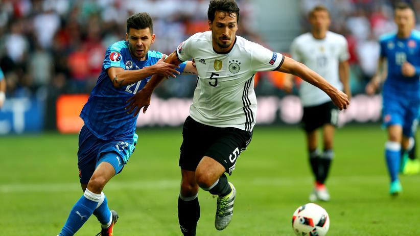 deutschland slowakei fußball