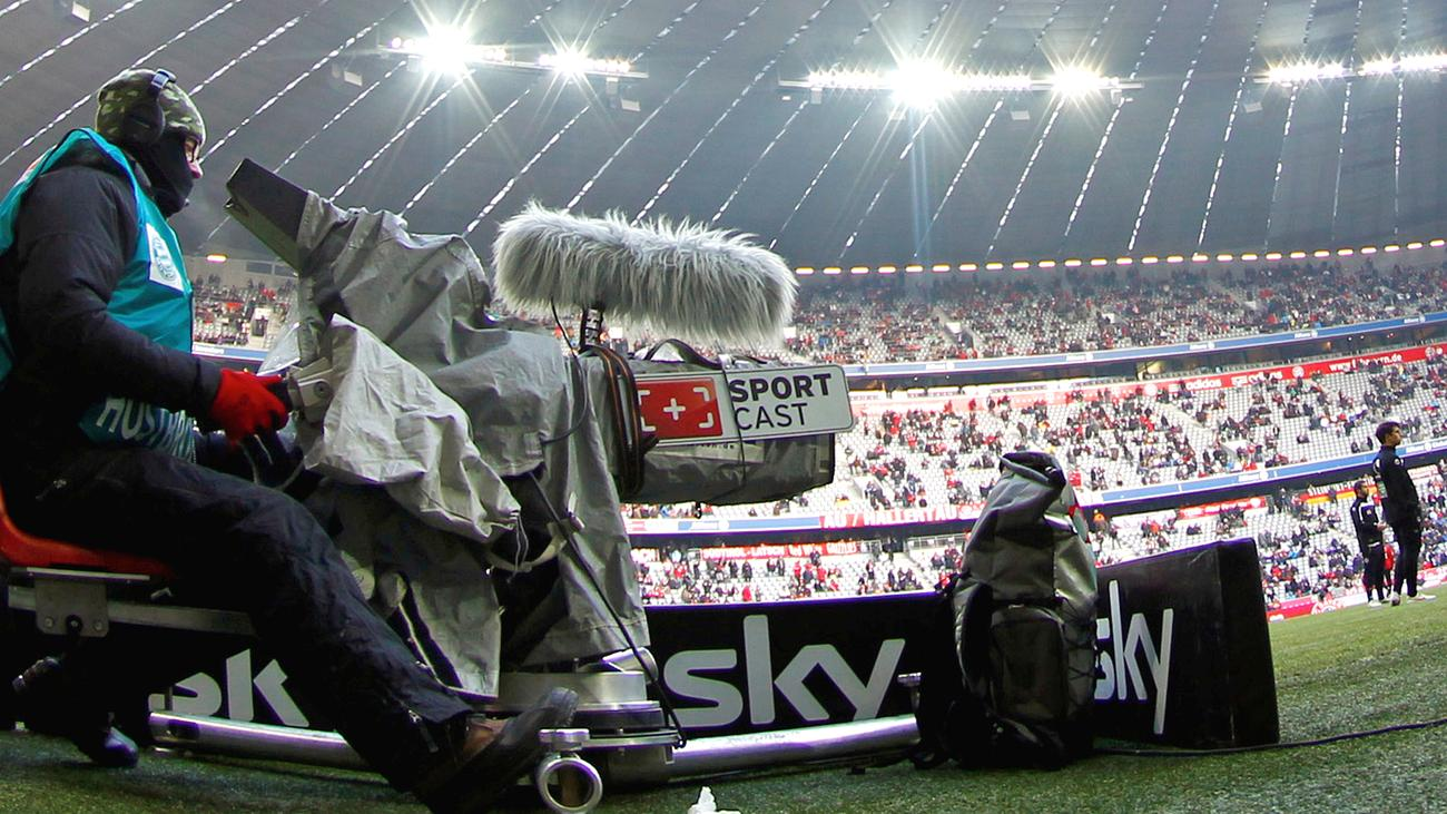 Bundesliga Fernsehübertragung