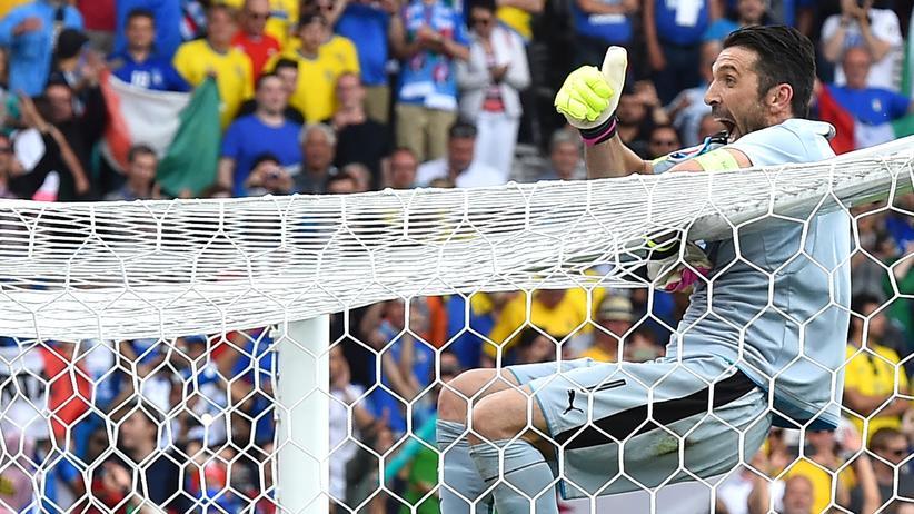 Fussball EM Italien