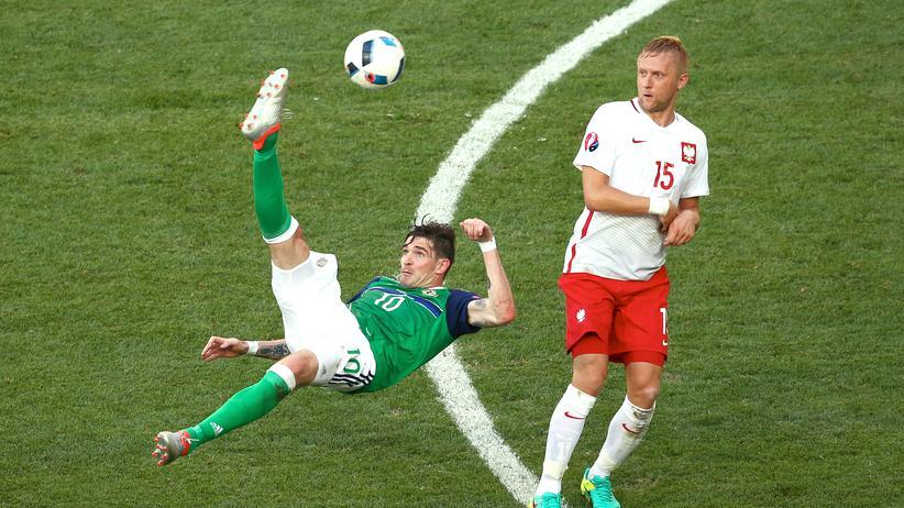 Fussball EM Nordirland