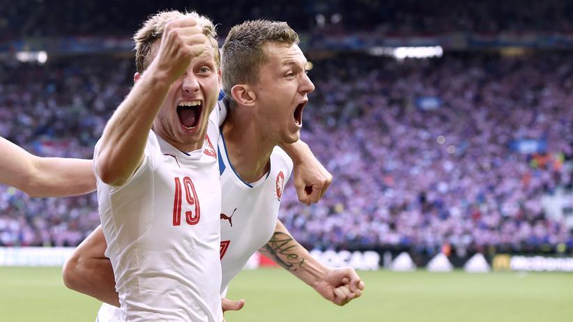 Fussball EM Tschechische Republik