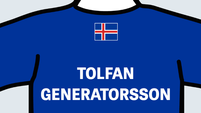Generatorsson: Werden Sie jetzt Isländer!
