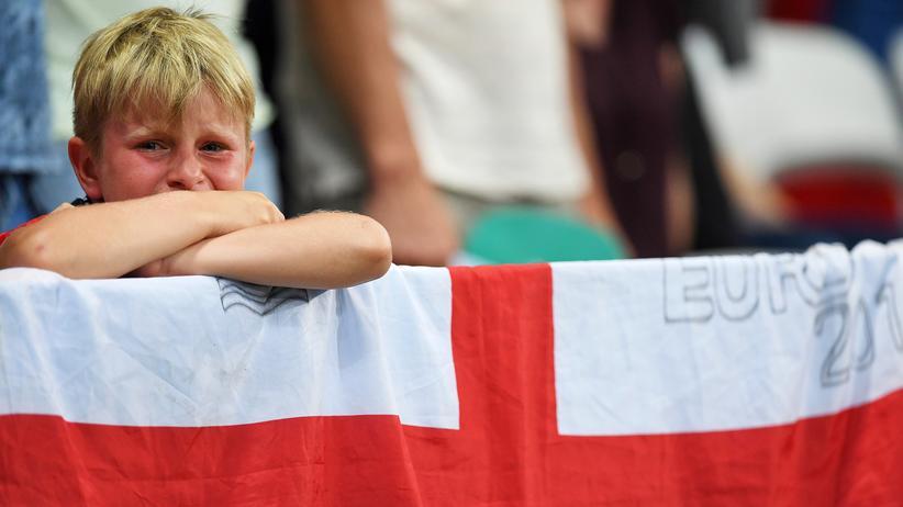 Fußball-EM: Island kickt England aus der EM