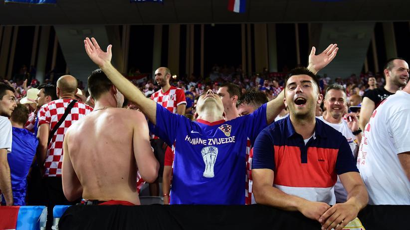 Kroatien bezwingt Europameister Spanien.