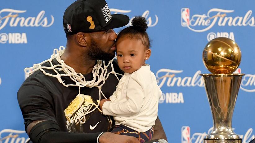 Cleveland Cavaliers: LeBron James hat den Basketball gerettet
