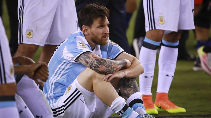 War es Leo Messis letzter Auftritt für Argentinien?