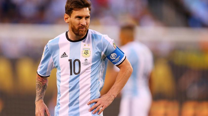Copa América: Messi beendet Karriere in argentinischer Nationalelf