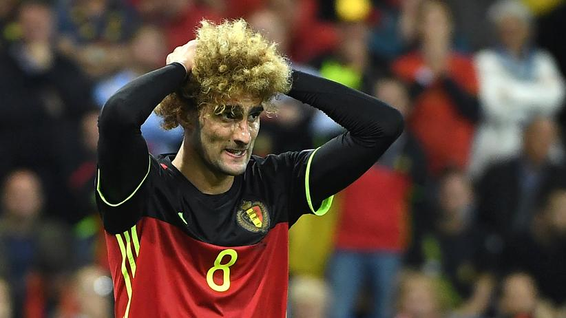Fußball-EM: Er auch. Marouane Felliani.