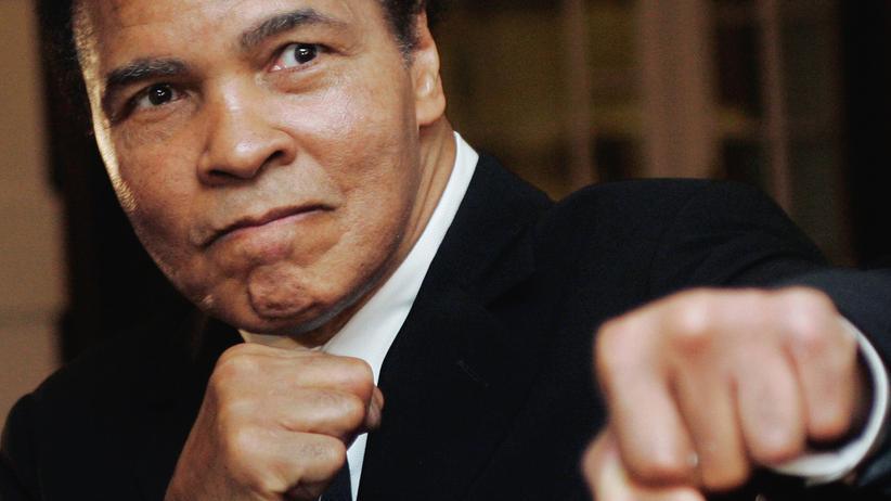 Boxlegende: Muhammad Ali ist tot