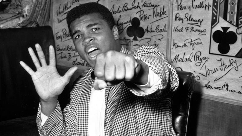 Muhammad Ali: Die Faust Gottes