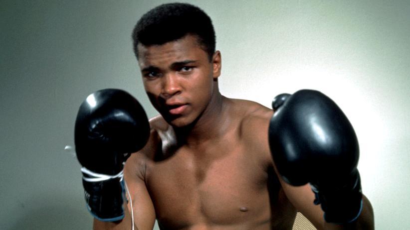 """Muhammad Ali: """"Schwebe wie ein Schmetterling, stich wie eine Biene"""""""