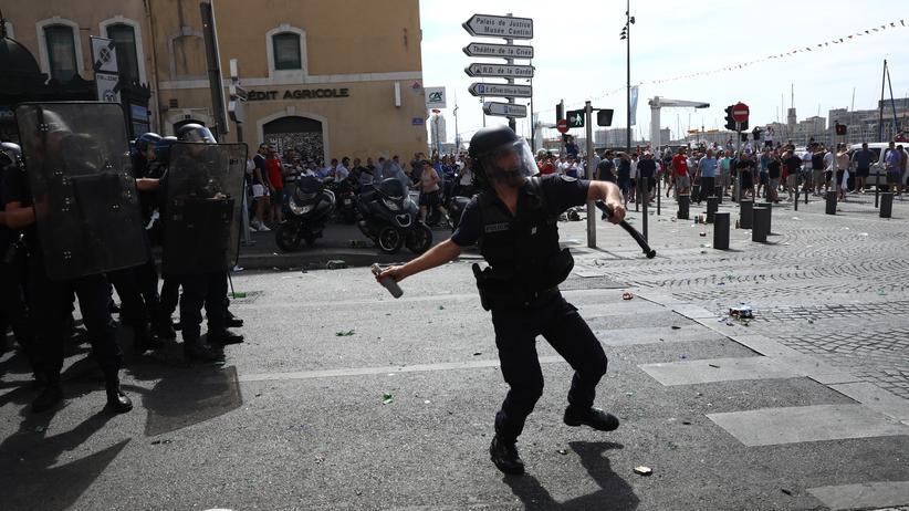 """Hooligans: """"Marseille war für zwölf Stunden verloren"""""""