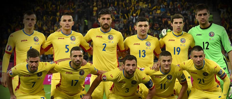 Rumänien setzt bei der EM auf eine starke Defensive.