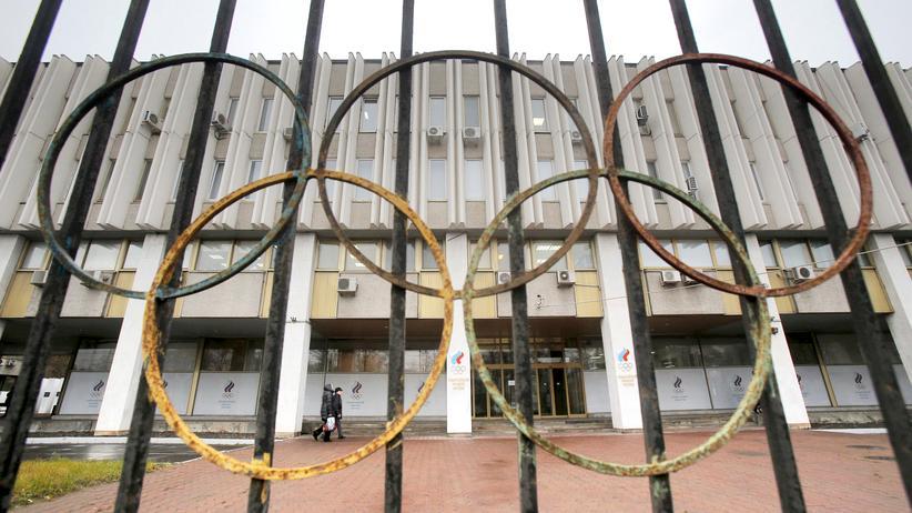 Russland Olympisches Kommitee