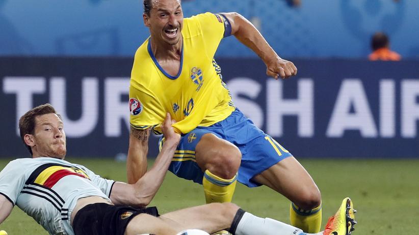 Schweden – Belgien: Ibrahimović kennt Kleist nicht