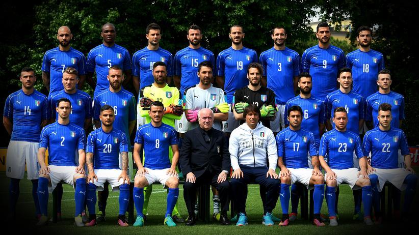 Italien: Vor Italiens Abwehrspielern haben sogar Diebe Angst