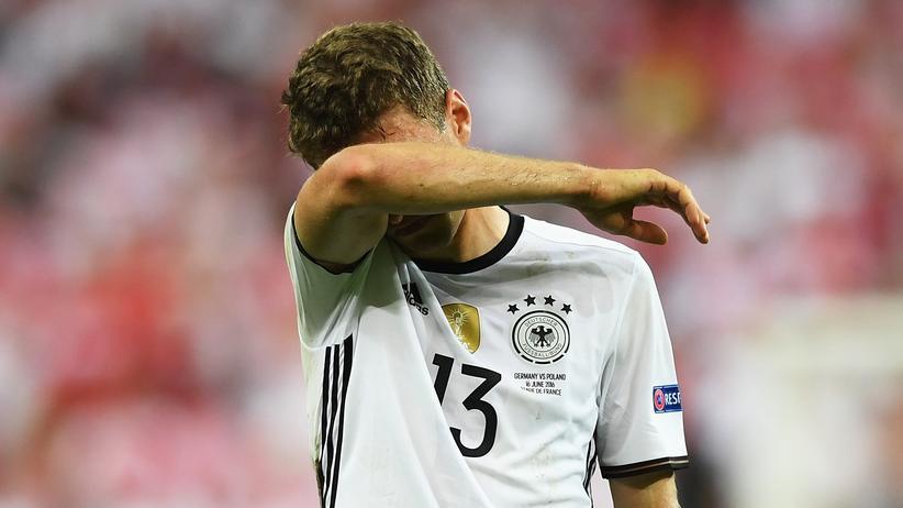Würde er beim SV Jedesheim auffallen? Thomas Müller
