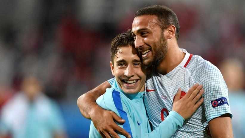 Fußball-EM Türkei Tschechien