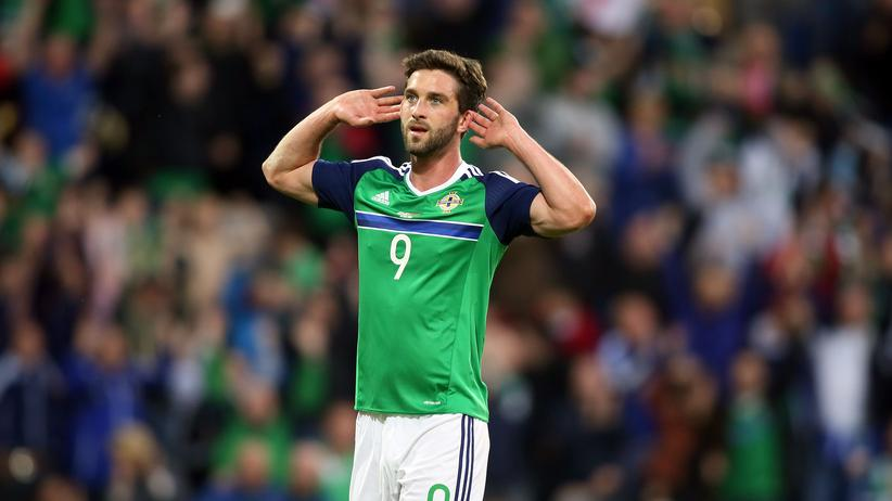 Will Grigg's on fire, na na na na na na na na na na na