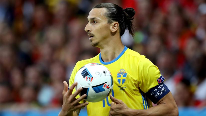 Zlatan Ibrahimović: Tada! Es wird Manchester United