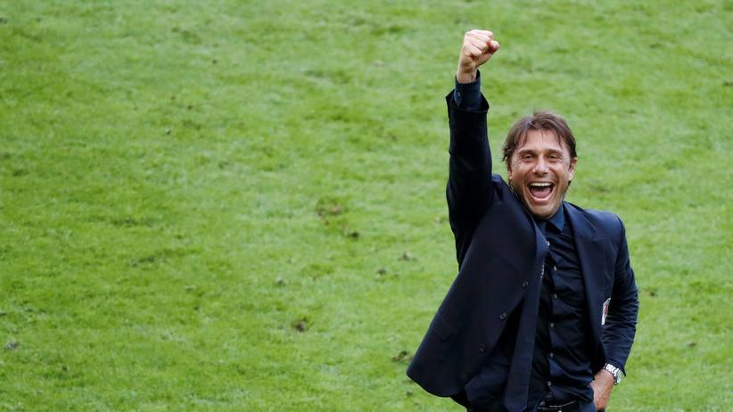 Antonio Conte: Der Trainer von der Straße