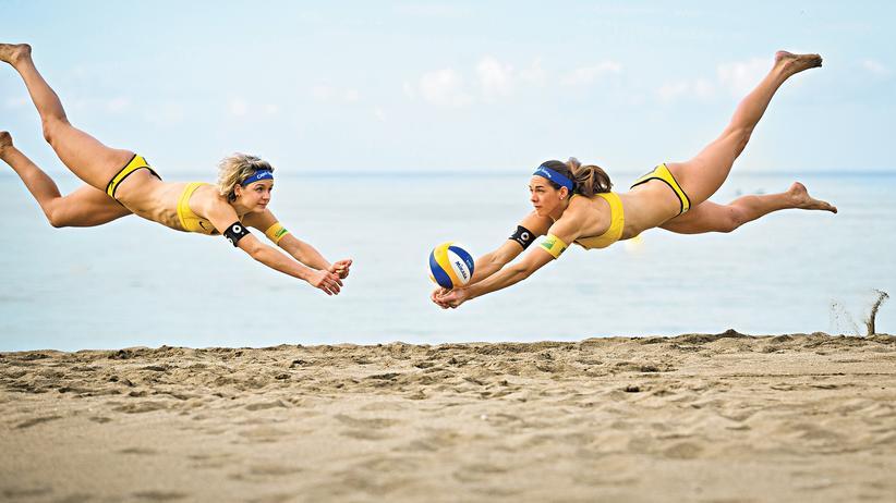 Beachvolleyball: Jetzt gewinnen die Deutschen auch noch am Strand