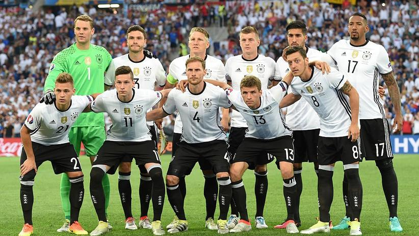 Die deutsche Startelf im Halbfinale gegen Frankreich